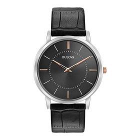 Relógio Bulova Classic Ultraslim 98a167 - Original - Nf-e