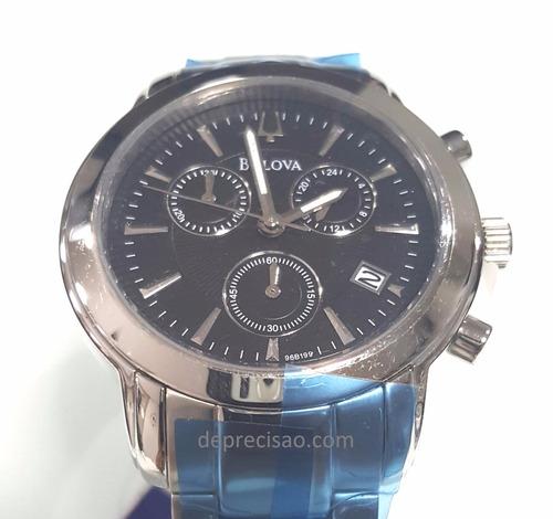relógio bulova classic wb22122t