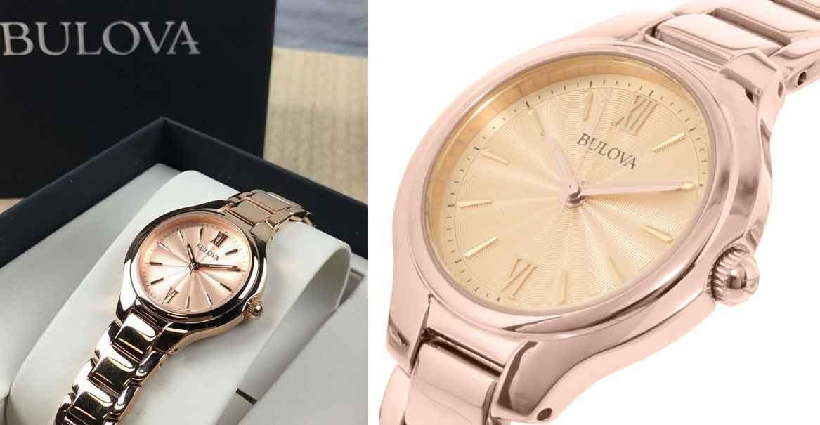 14e54f7904b relógio bulova feminino classic collection 97l151. Carregando zoom.