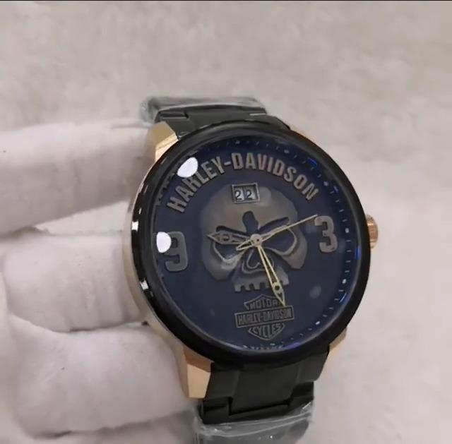 48b562beb Relógio Bulova - Harley Davidson - R$ 850,00 em Mercado Livre