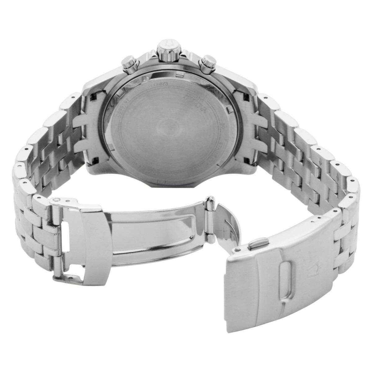 a054eedf34a relógio bulova marine star 96g55 original 3 anos de garantia. Carregando  zoom.