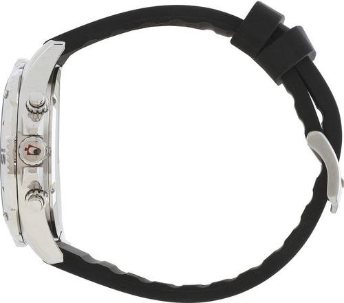 relógio bulova marinestar 96b186 orig chron anal prta