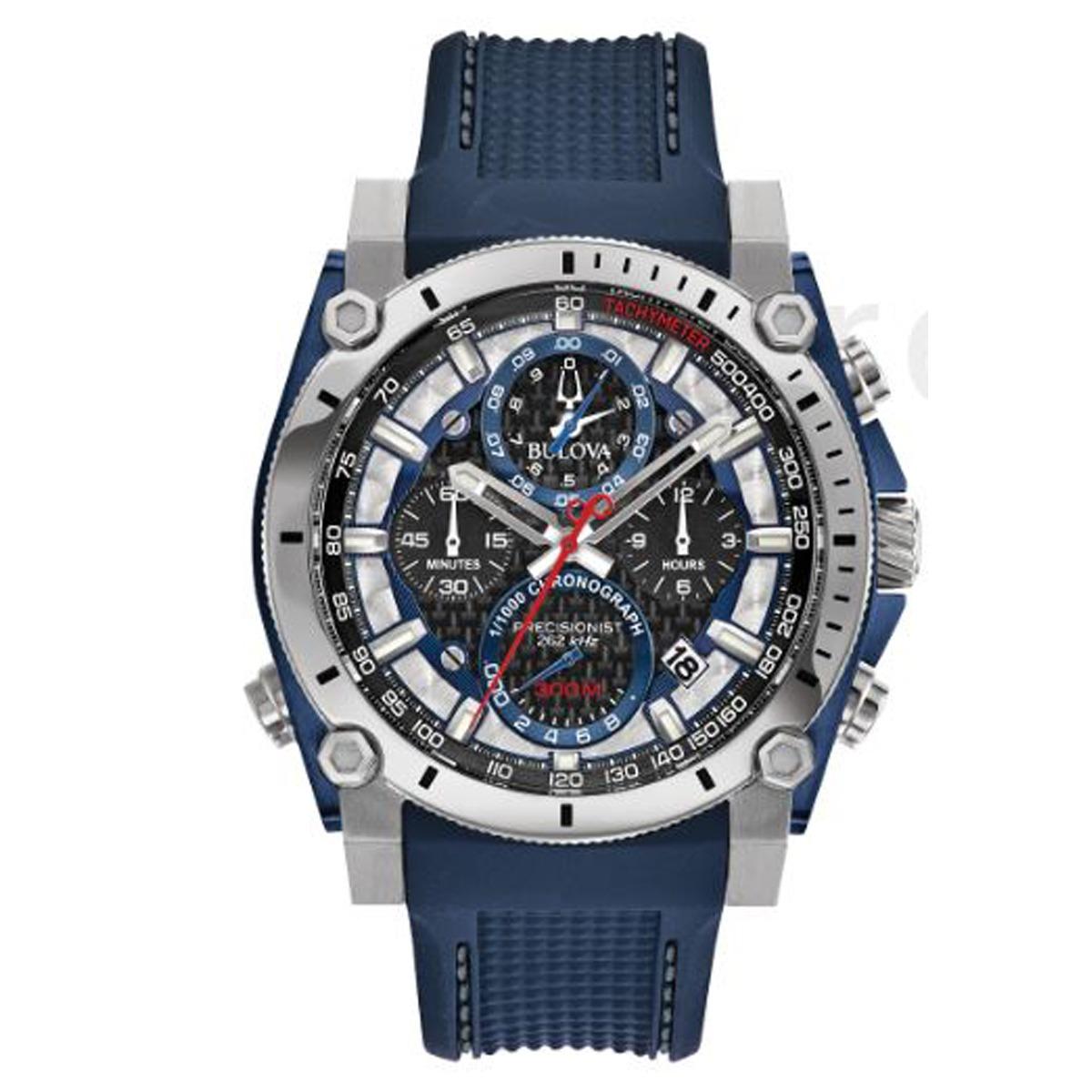 781bc31e32a relógio bulova masculino precisionist 98b315. Carregando zoom.