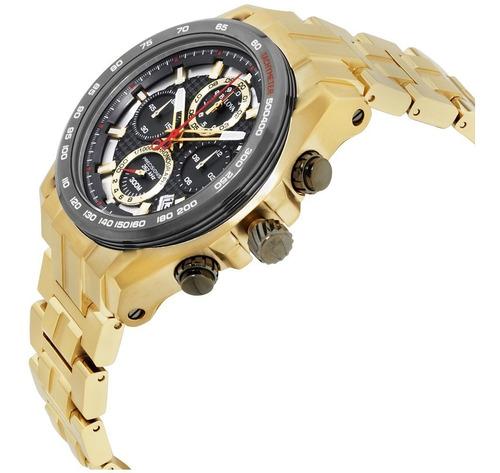 relógio bulova masculino precisionist wb31916c 98b271 + nfe
