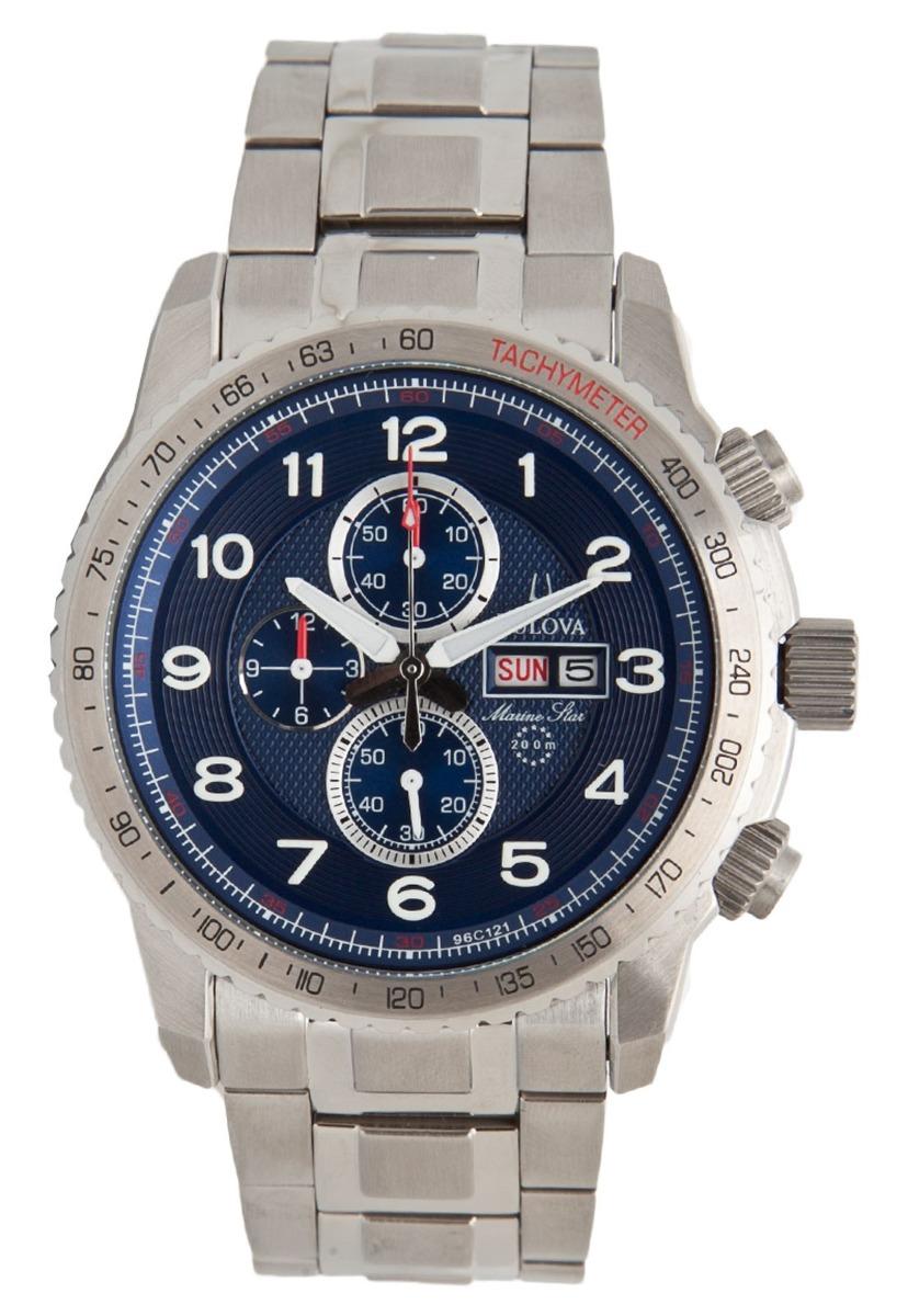 fe326e8f39f relógio bulova masculino wb31667f original e barato. Carregando zoom.