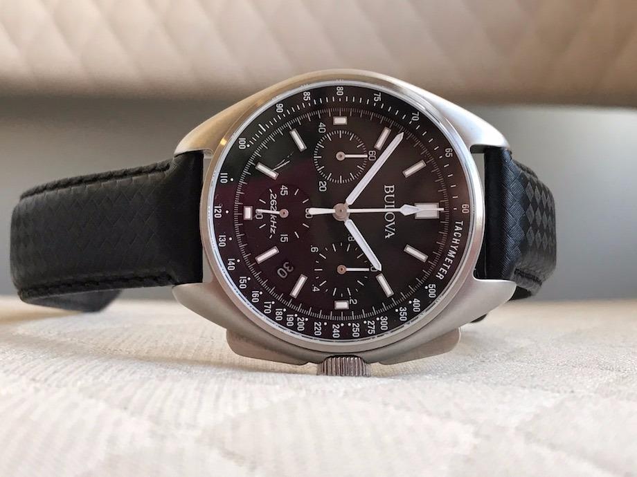 bcc7868de5a Relógio Bulova Moon Watch Special Edition Chronograph 96b251 - R ...