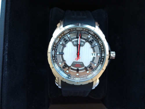 relógio bulova precisionist 200 m
