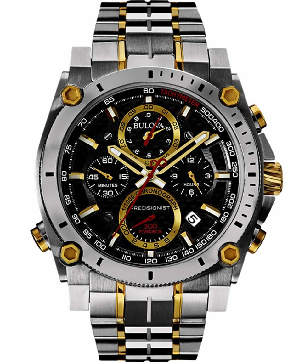 76a44f4bf56 relógio bulova precisionist 98b228. Carregando zoom.