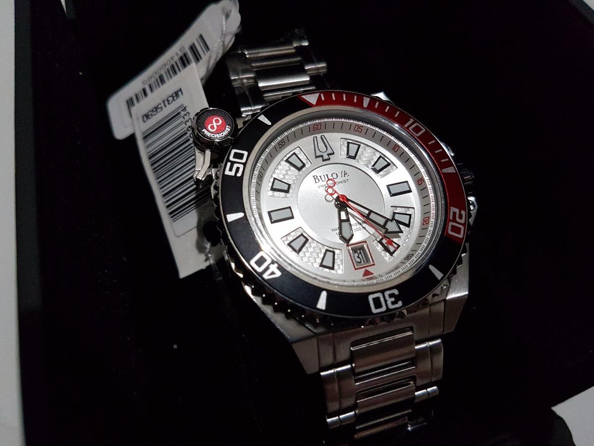 f535d520aa1 relógio bulova precisionist catamount 98b167 wb31569q 30atm. Carregando  zoom.
