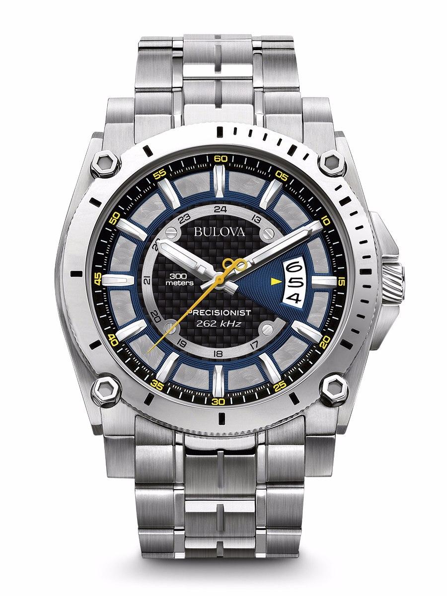 d0f3071005d relógio bulova precisionist masculino wb31014a original. Carregando zoom.