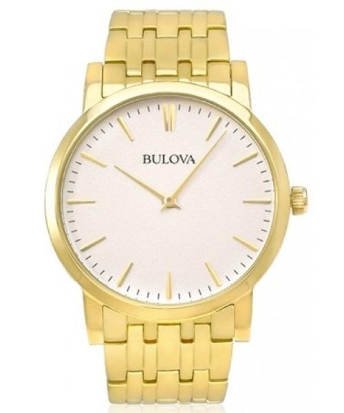 c1b6cc300b5 Relógio Bulova Slim Wb21669h - R  1.258