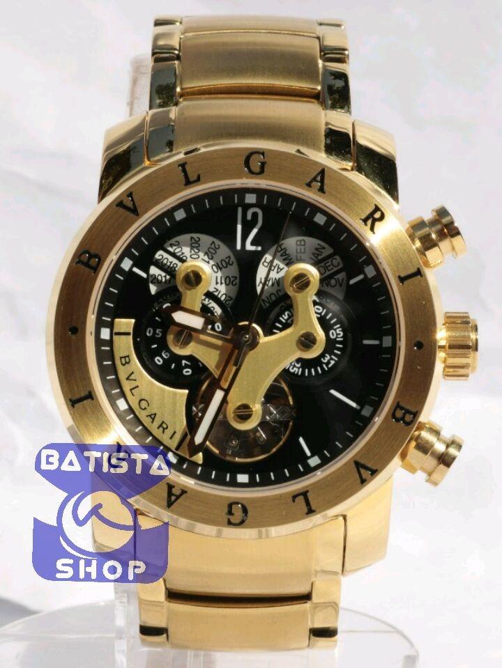 a8cd7c62d23 relógio bv bullgari preto automático masculino - promoção. Carregando zoom.