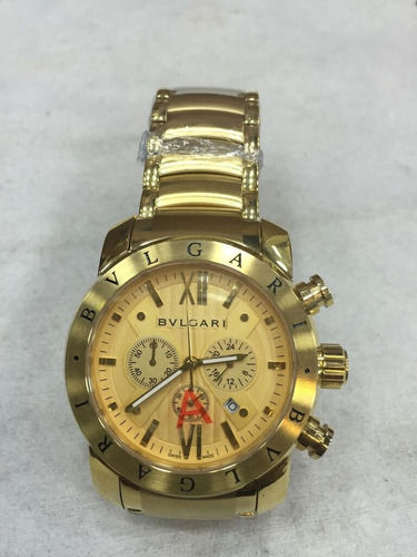 relógio bvlgari iron man bateria