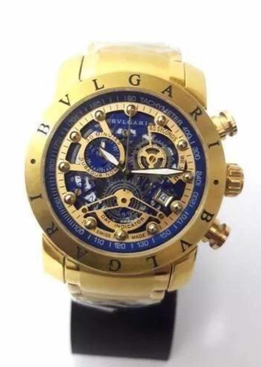 62a33ee5984 relógio bvlgari iron man original promoção!! Carregando zoom.