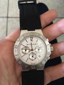 cheap for discount a255f 253d3 Bvlgari Sd38s L2161 Feminino - Relógios De Pulso no Mercado ...