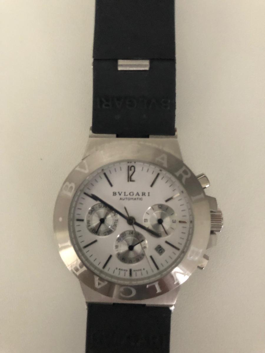 4656719d17b relógio bvlgari l2161 sd38s suisse automatic eta. Carregando zoom.
