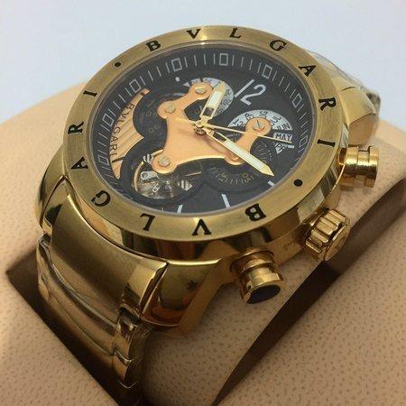 bffb7830d965a Relógio Bvlgari Promoção Tempo Limitado - R  399,99 em Mercado ...