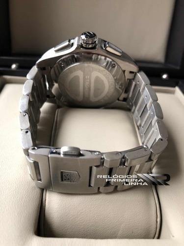 relógio calibre 36 pulseira de aço