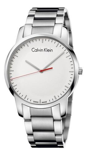 relógio calvin klein city k2g2g1z6