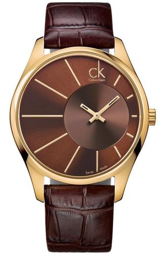 relógio calvin klein deluxe - k0s21603