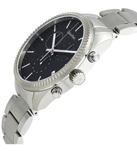 relógio calvin klein masculino k5r37141
