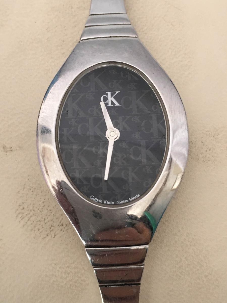e2a13403ffc relógio calvin klein original feminino prateado. Carregando zoom.