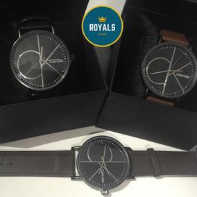 52e12cd25 Relogio Calvin Klein Pulseira Branca - Relógios De Pulso no Mercado Livre  Brasil