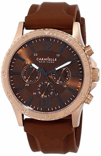 relógio caravelle 44a102 by bulova ! ! novo! na caixa!