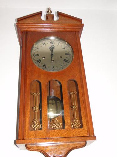 relógio carrilhão parede reguladora  ave maria/westminster