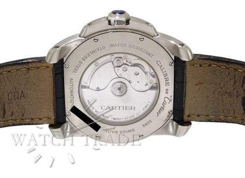 relógio cartier calibre de cartier ref.: w7100041