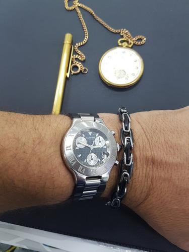 relógio cartier século 21 chronoscap