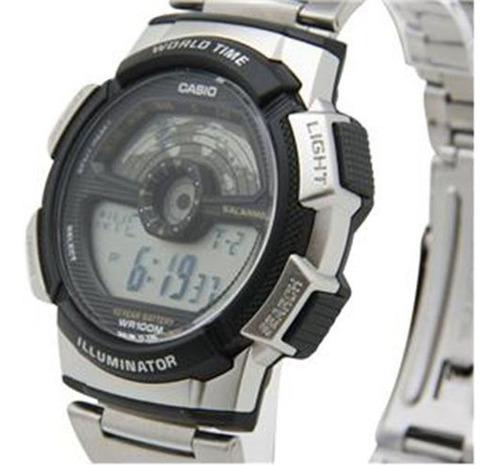 relógio casio - ae-1100wd-1avdf