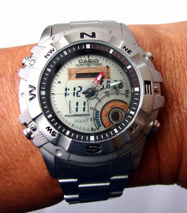 Casio Watch 4734 amw- 704 i lost my user guide ...