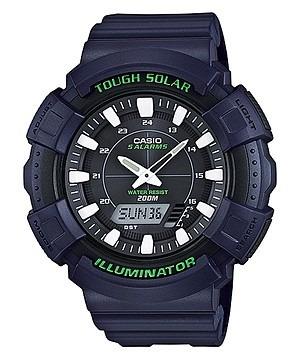 10449779d74 Relógio Casio Anadigito Solar Ad-s800wh - R  290