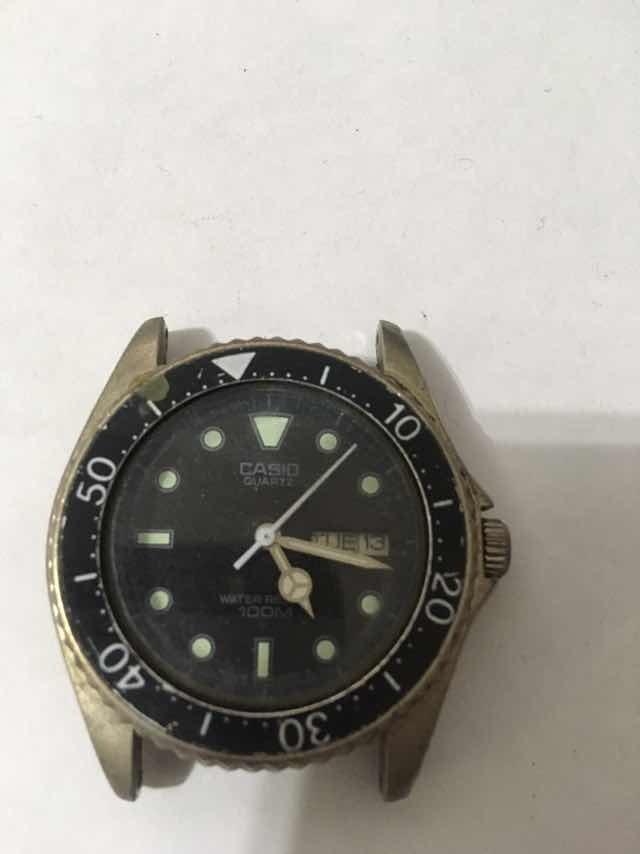 c522912aef4 Relógio Casio Antigo Promoção R 61