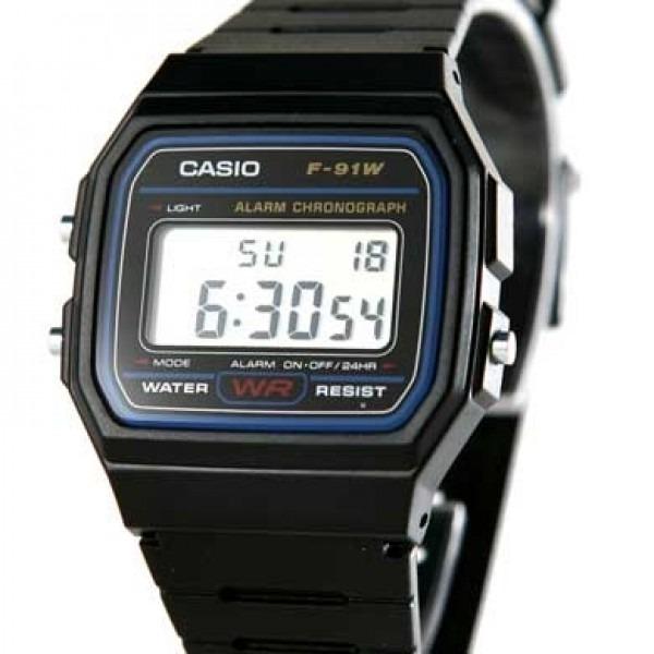 f42d80f6410 Relógio Casio Aw-80-7av À Prova D água Original - R  120