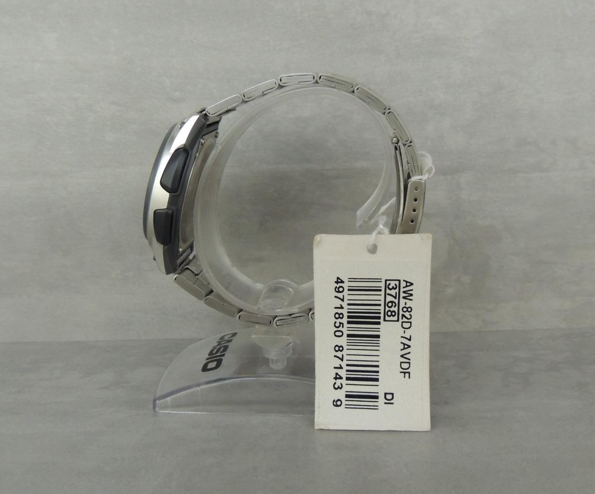 7dbf8520b0a Relógio Casio Aw-82d-7avdf Fishing Gear - R  239