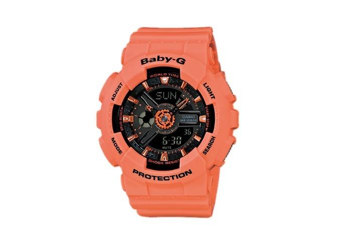 bec49459e86 Relogio Casio Baby-g Ba-111-4a2dr Original Feminino G-shock - R  599 ...
