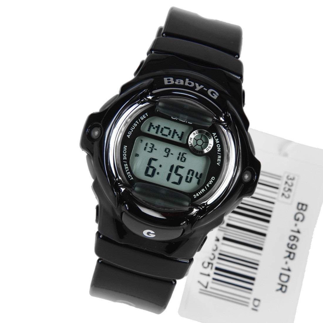 663422f9535 relógio casio baby-g bg169r-1dr. Carregando zoom.