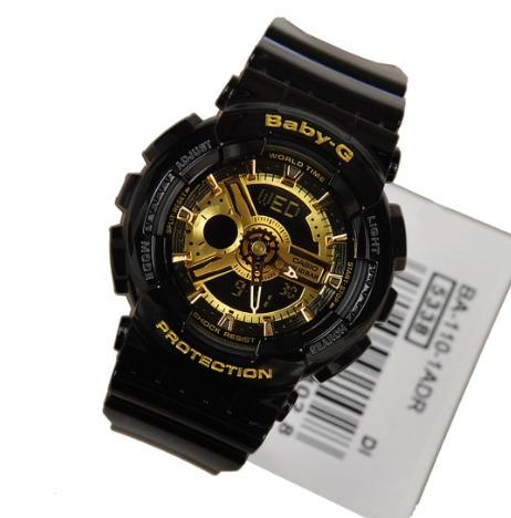 e60c01d39b7 Relógio Casio Baby-g G-shock Ba-110-1adr Ga-110gb Original