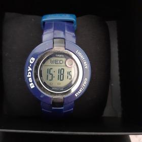 Relógio Casio Baby-g Raro..