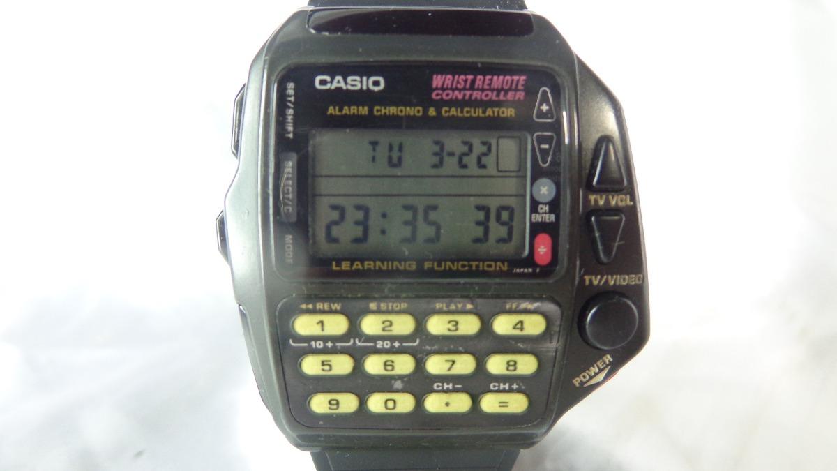 9be05d9b709 relógio casio c m d 40 controle remoto t v relogiodovovô. Carregando zoom.