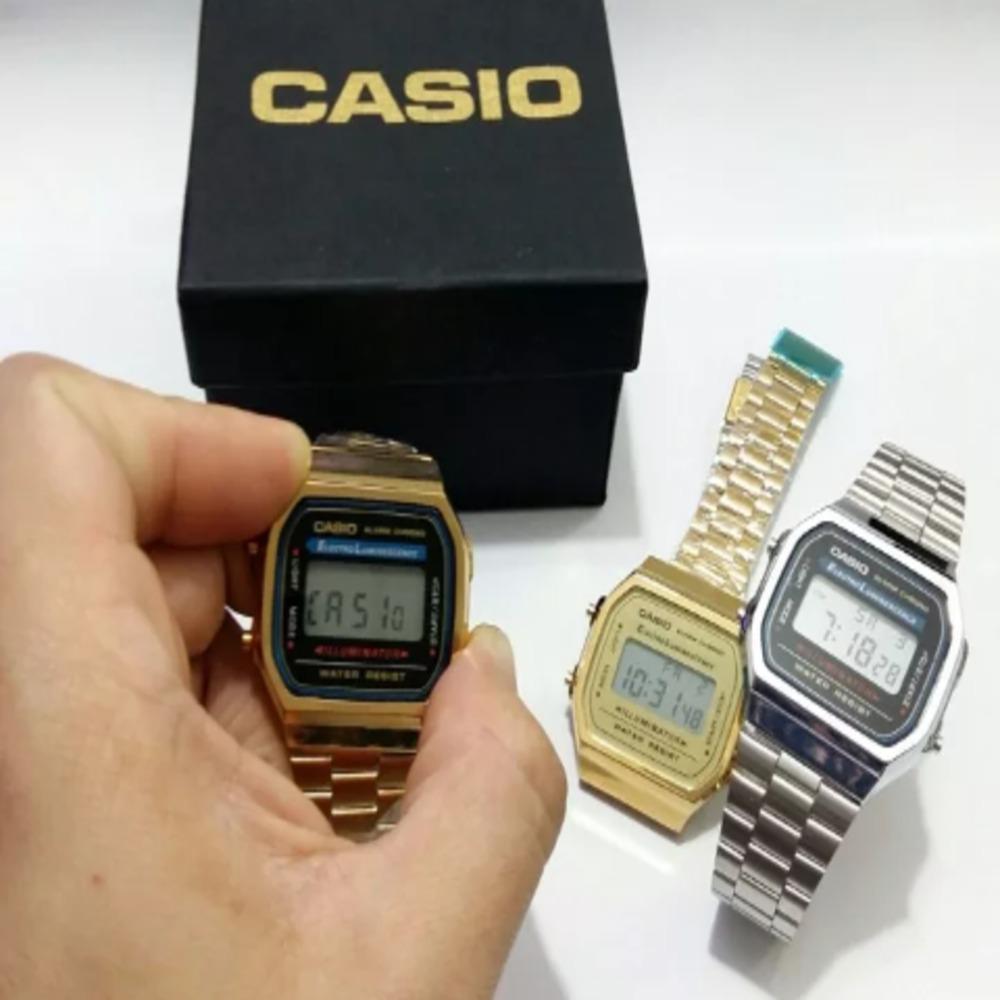 0718b386ad4 relógio casio cassio retro original brinde caixa frete grati. Carregando  zoom.
