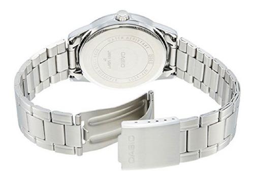 relógio casio classic standard mtp-v001d-7budf