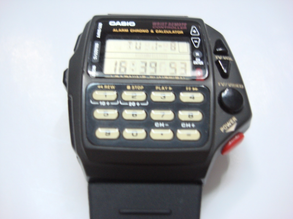 fd26e8cfad7 relógio casio cmd-40d controle remoto. Carregando zoom.