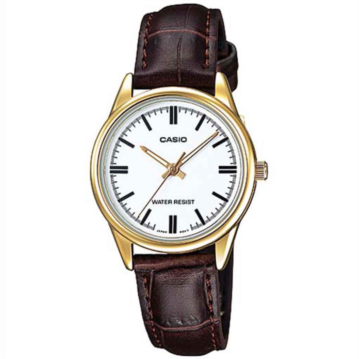 dd037f3c3c0 relógio casio collection analógico feminino ltp-v005gl-7a. Carregando zoom.