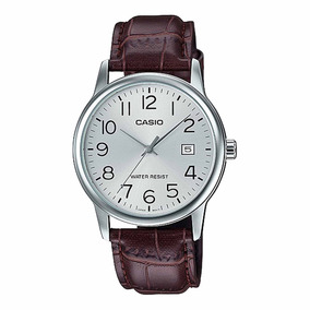 0801f596b Relógio Casio Collection Analógico Masc. Mtp-v002l-7b2udf-br