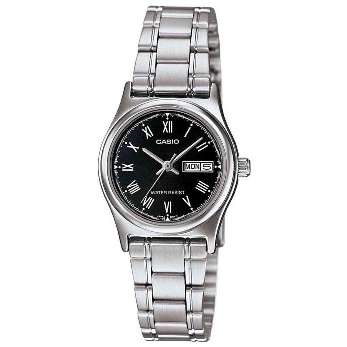 220860f693a1f relógio casio collection feminino analógico ltp-v006d-1bu. Carregando zoom.