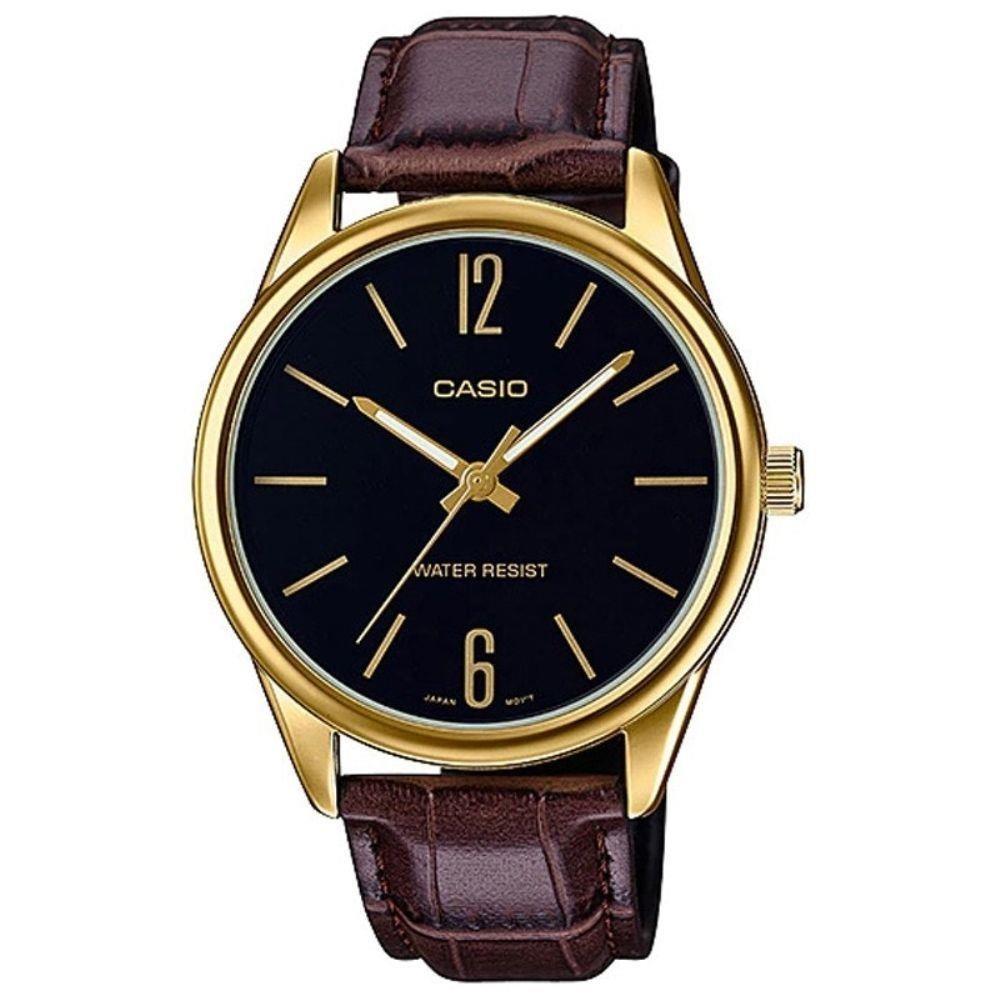 7b651380c09 Relógio Casio Collection Masculino Mtp-v005gl-1budf - R  159