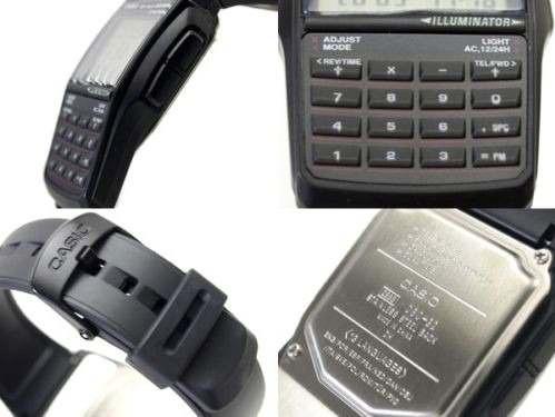 1274c263e8f Relogio Casio Data Bank Dbc-32-1a Multilíngüe Calculadora - R  228 ...
